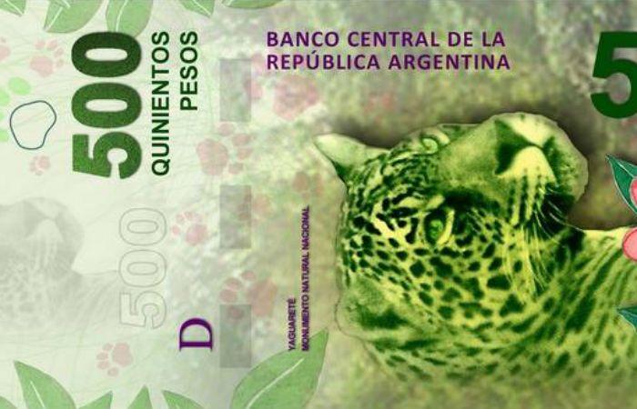 En julio entrarán en circulación los nuevos billetes de 500 pesos