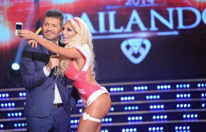 Mirá la ironía que publicó Tinelli sobre la relación entre Vicky Xipolitakis y José Ottavis