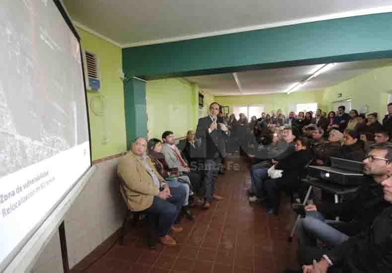 Emergencia hídrica: el intendente presentó el plan de reconstrucción de la ciudad