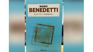 Este viernes pedí opcional la novela de Mario Bendetti