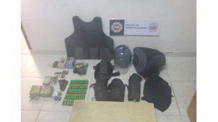 Cayó un policía por el robo de un arma de un juzgado en San Cristóbal