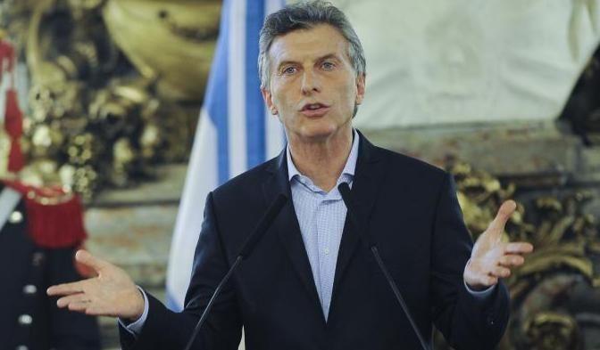 El presidente Mauricio Macri lanza un plan de viviendas para todo el país
