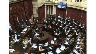 La ley antidespidos obtuvo media sanción en el Senado