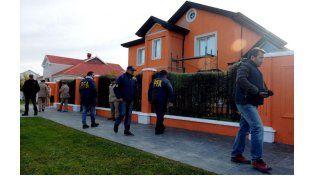 Las fotos de los allanamientos a las propiedades del empresario Lázaro Báez