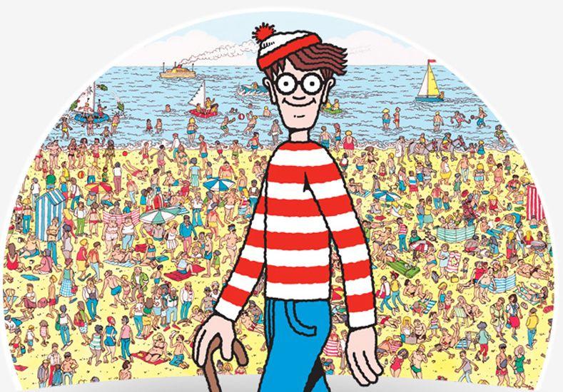 La vuelta de un grande: ¿Podés encontrar a Wally?
