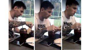 Messi, cien por cien argentino