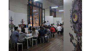 Pablo Bernasconi brindará una charla abierta en la Estación Belgrano