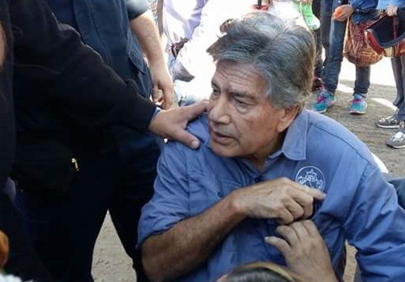 Se entregó el menor que golpeó al intendente de San José del Rincón