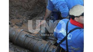 Baja presión de agua en barrio Altos de Noguera por trabajos programados de Assa