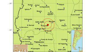 Terremoto de 4.9 grados sacudió San Juan