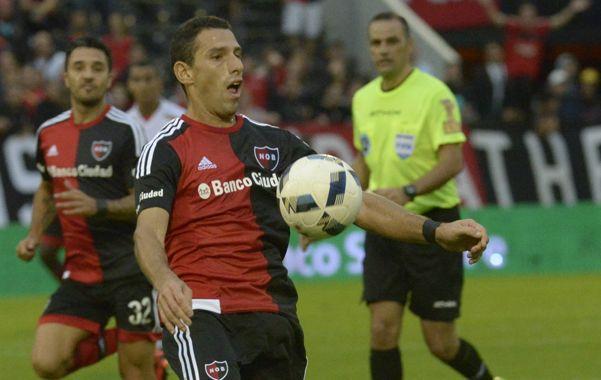 Buscado. La Fiera Rodríguez fue tentado por Boca para jugar el tramo final de la Copa Libertadores y hoy dará la respuesta.