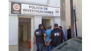Arresto. La investigación comenzó el 26 de marzo
