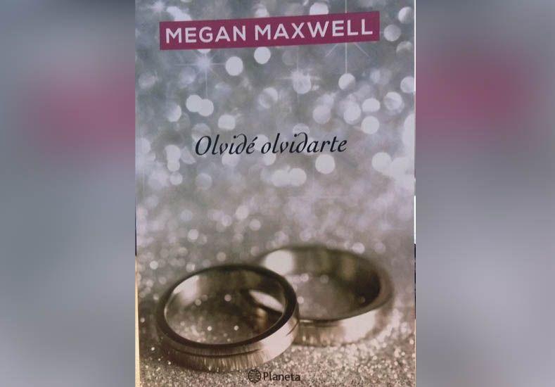 Este miércoles llega una nueva novela de Megan Maxwell