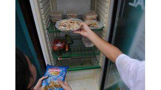 Un proyecto propone fomentar y regular las heladeras solidarias en la ciudad