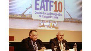 La provincia de Santa Fe impulsa el desarrollo de la Hidrovía Paraguay-Paraná