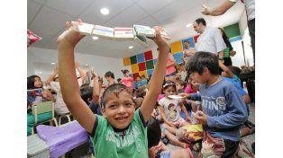 Solares Municipales, un espacio para afianzar la educación de los más chicos