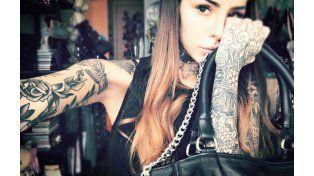 Cande Tinelli ya no muestra sólo sus tatuajes