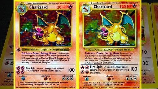 El último juguete de nuestra lista es también el más actual: las Pokémon Trading Cards aparecieron en Europa en 2003. Pero todo apunta a que todavía queda gente enganchada a este juego de cartas