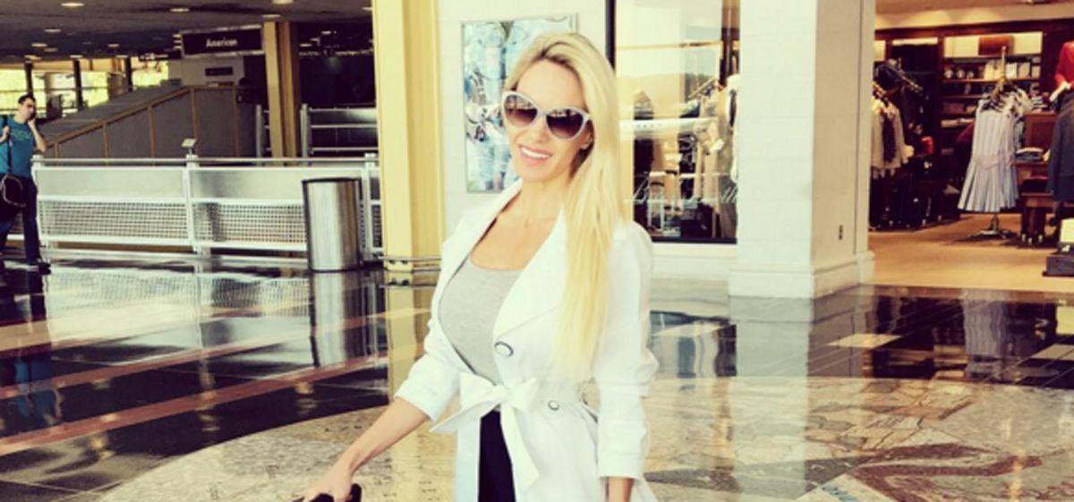 Luli Salazar mostró la foto más hot de sus vacaciones