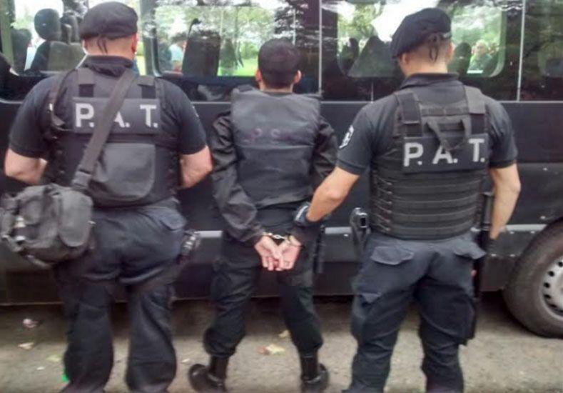 gentileza Policía Acción Táctica.