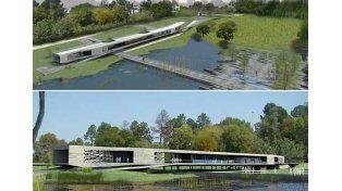 Entregaron más de 26 millones de pesos a Santa Fe para terminar el Parque de la Constitución