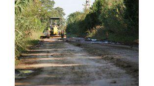 Plan Norte: el Municipio trabaja en el mejorado de los accesos a Punta Norte y Favaloro