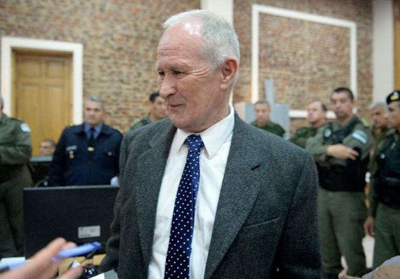 Raúl Lamberto ex ministro de Seguridad santafesino.