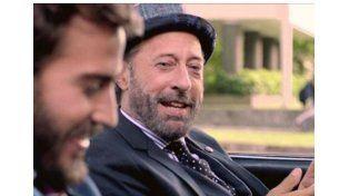 El corto de los Francella, seleccionado para el Festival de Cannes