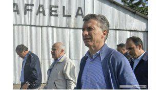 Inundaciones: Vamos a trabajar para dejar atrás esta pesadilla, dijo Macri