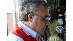 Una ciudad conmovida. El religioso era una persona muy reconocida en la localidad del norte / Foto: Gentileza reconquista.com.ar