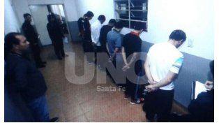 Continuarán investigando los incidentes ocurridos con integrantes de la barra brava de Colón