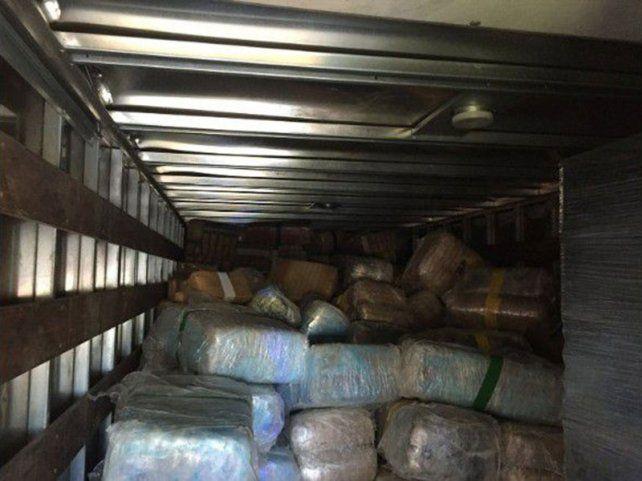 Descubrieron el narcotúnel más largo entre Estados Unidos y México