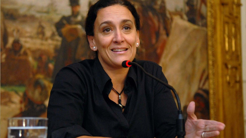 Gabriela Michetti está reunida con Lifschitz y Corral