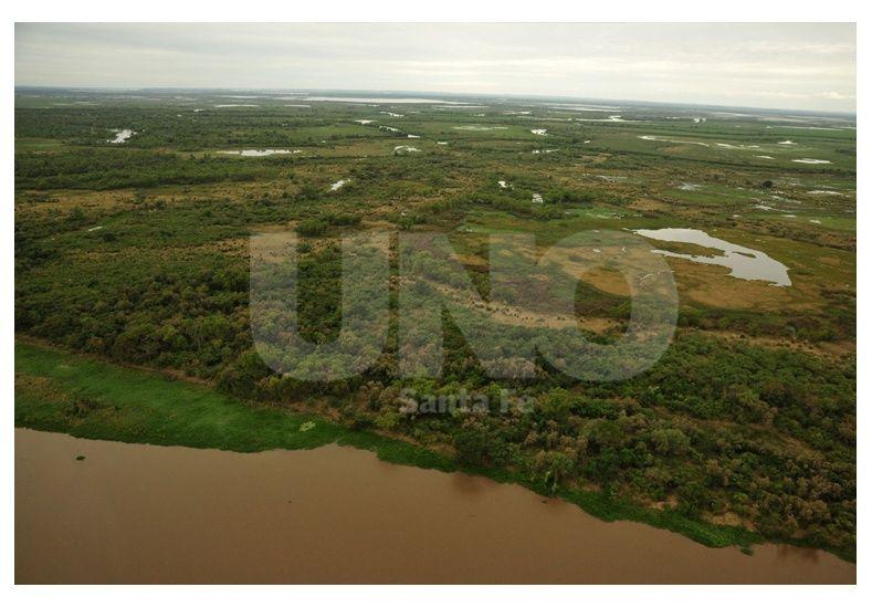El ministro de Defensa de la Nación y funcionarios provinciales recorren el norte santafesino