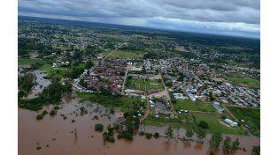Las pérdidas económicas en Santa Fe ocasionadas por las inundaciones generan gran preocupación en el gobierno.
