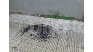 Tomó fuego el cableado del tendido eléctrico en Catamarca y Francia