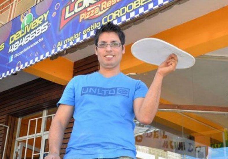 De Córdoba para el mundo: el falso campeón argentino en el Mundial de la Pizza