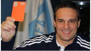 Patricio Loustau será el árbitro del #ClásicoSantafesino