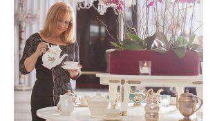 Liliana Vernerucci es la Primera Tea Máster certificada en toda Sudamérica.