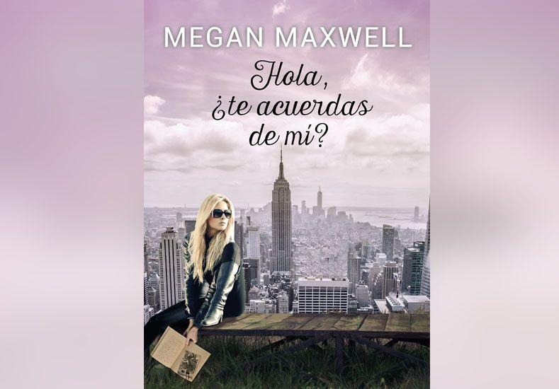 Este miércoles pedí opcional el libro de Megan Maxell