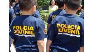 Polémica en Catamarca por la convocatoria a chicos para participar de una Policía Infantil