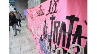 Reclamos. El primer fallo del TOF generó un fuerte repudio de organizaciones feministas / Foto: Archivo Uno