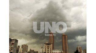 El SMN emitió un alerta por posibles tormentas con caída de granizo