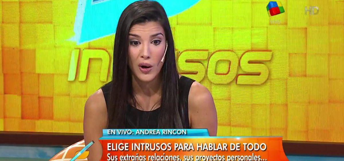 Andrea Rincón: Estuve en un momento límite de sobredosis y me asusté