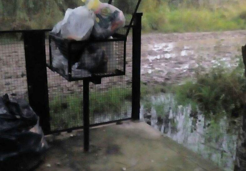 Vecinos de Adelina Oeste piden que pase el basurero
