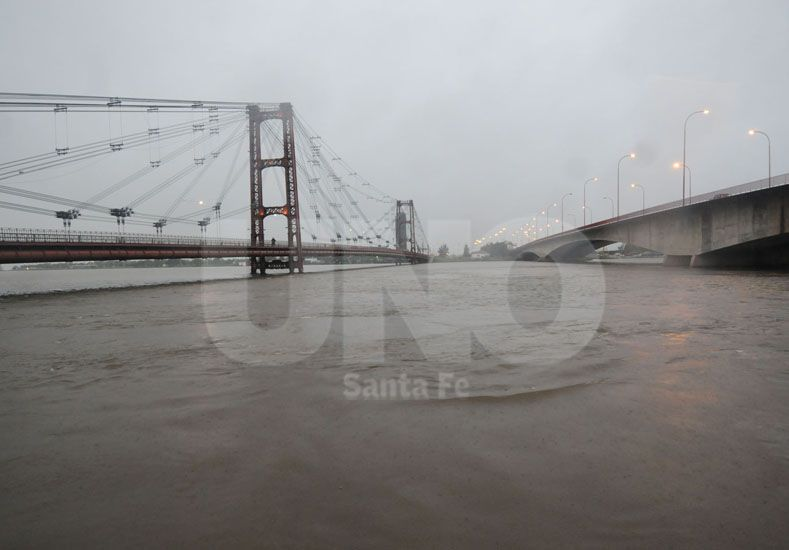 Los ríos siguen en baja y permanecen evacuadas más de 780 personas en la ciudad