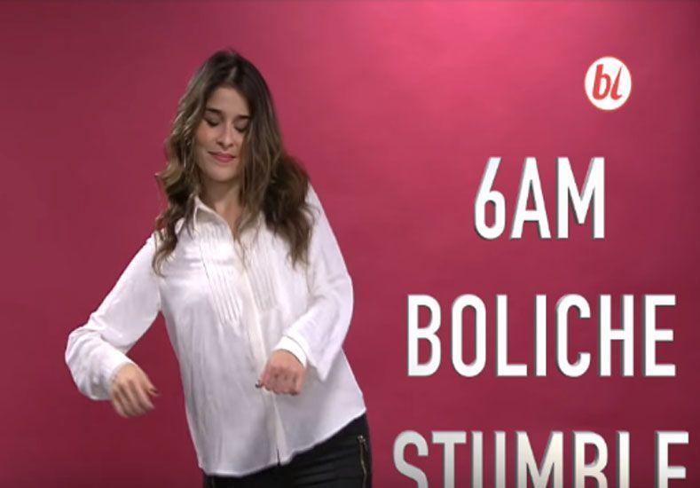 Un tutorial de Youtube enseña el baile del balcón de Cristina