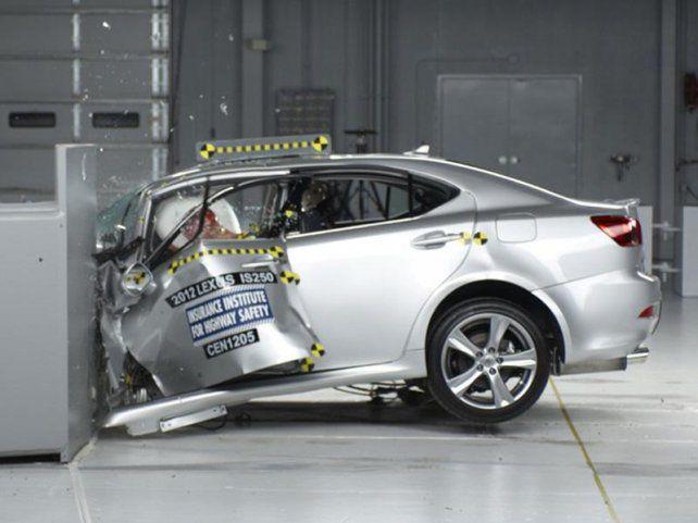 ¿Cuáles son los autos menos seguros?