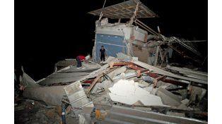 No hay víctimas argentinas en el terremoto de Ecuador