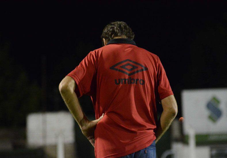 Los resultados le dieron la espalda a Darío Franco quien en Junín podría haber dirigido por última vez / Foto: Gentileza Mario Morante